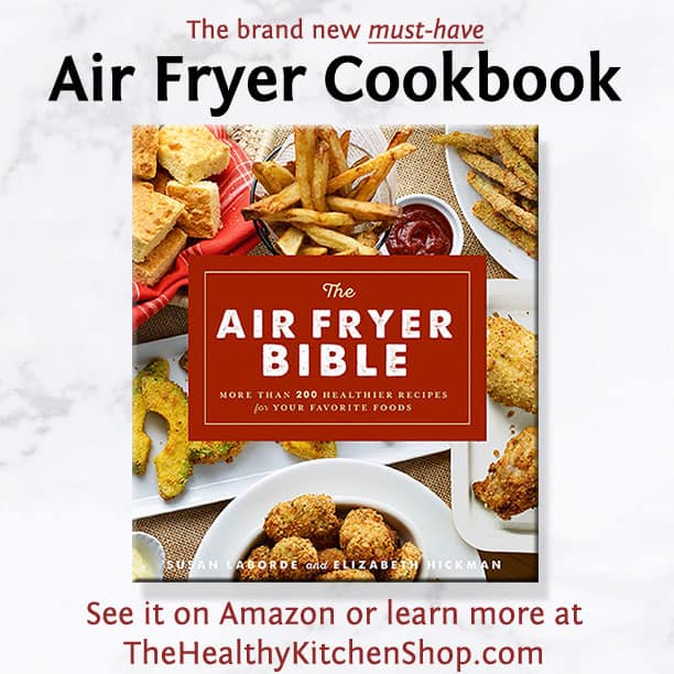 Read all about the new must-have Air Fryer Cookbook