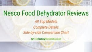 Food Dehydrator Reviews - All top models, Complete details, Comparison Chart