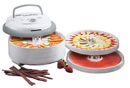 Best food dehydrator under 100 - read the complete review at https://www.thehealthykitchenshop.com//