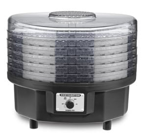 Waring Pro Dehydrator Review - DHR30
