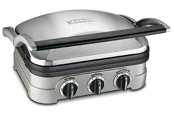 Cuisinart GR-4N Griddler, Closed