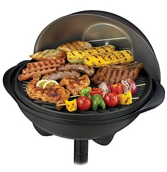 George Foreman Indoor Outdoor Grill GGR50B