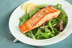 Susan's Awesome Grilled Salmon Recipe - www.TheHealthyKitchenShop.com