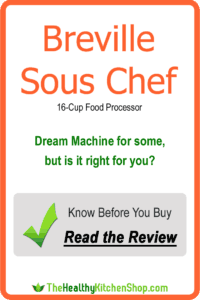 Breville Sous Chef Review BFP800XL