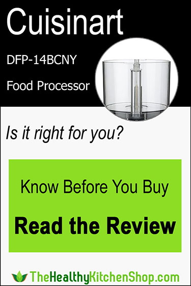 Cuisinart BFP-14BCNY Food Processor Review