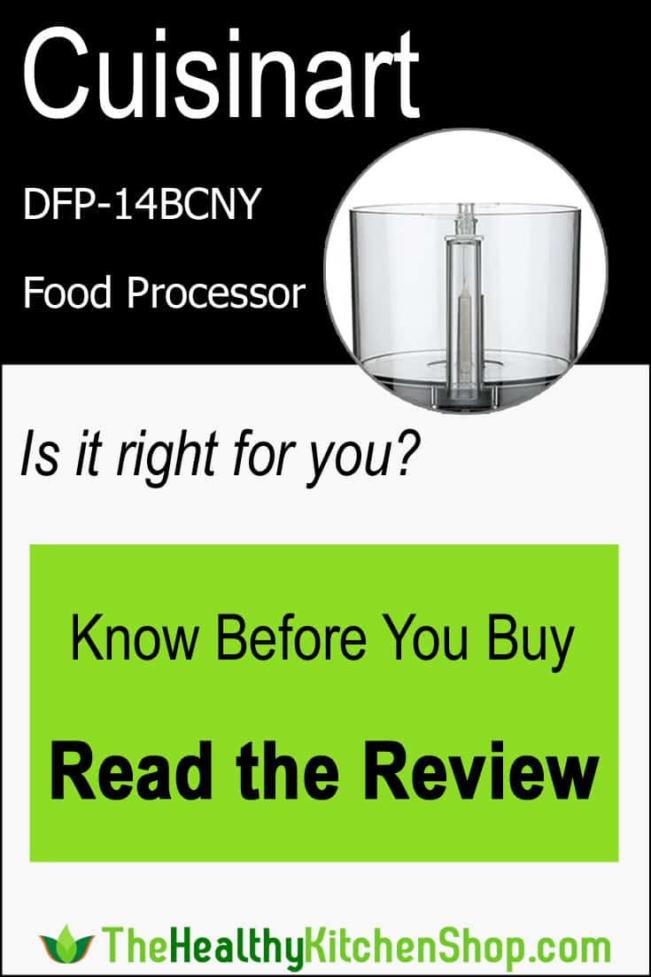 Cuisinart Food Processor Review DFP-14BCNY
