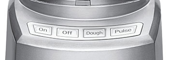 Cuisinart FP-14 Elite Collection 14-Cup Food Processor Touchpad Controls
