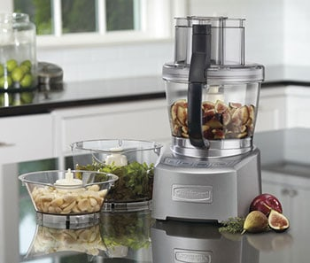 Cuisinart FP-14DC Elite Collection 14-Cup Food Processor Review