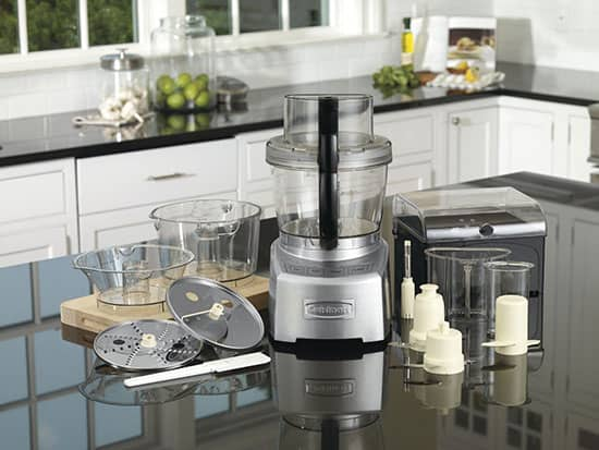 Cuisinart FP-14DC Elite Collection 14-Cup Food Processor Includes ...