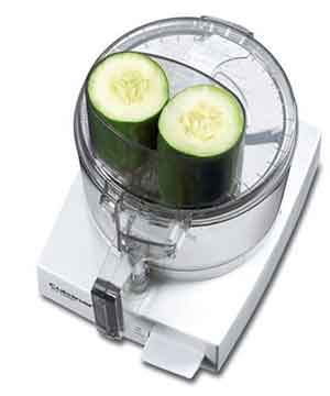 Cuisinart DLC-10S Food Processor Feed Chute