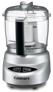 Cuisinart Mini Prep Plus Food Processor - Brushed Chrome