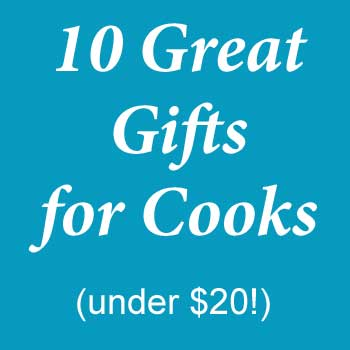 10 Great Gifts for Cooks Under $20