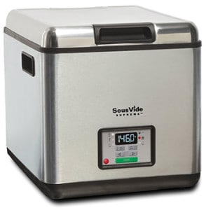 Sous Vide Supreme Review - Water Oven Model SVS10LS