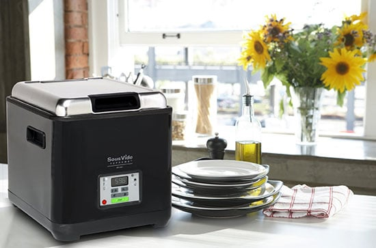 SousVide Supreme Demi - compact water over for sous vide cooking