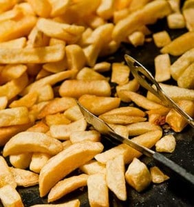 Eat Healthier - Cook your fries in an Air Fryer!