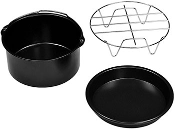 Accessory Pack for Avalon Bay AB-AirFryer100