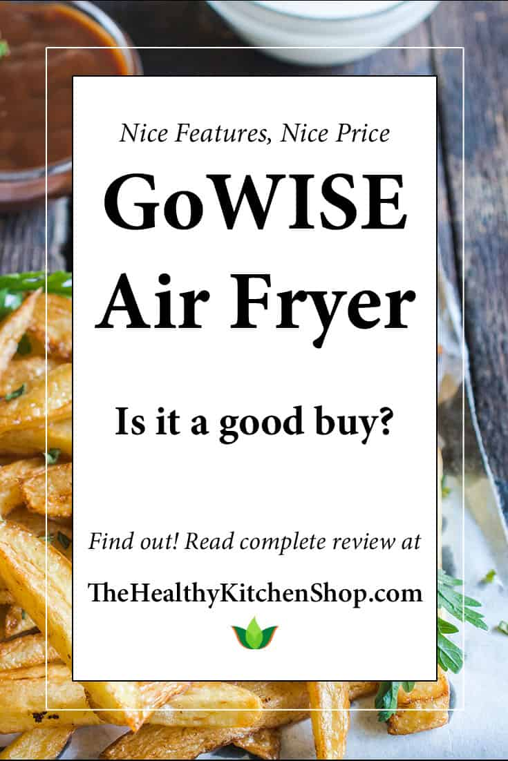 Gowise Air Fryer Review - Is it a good buy?