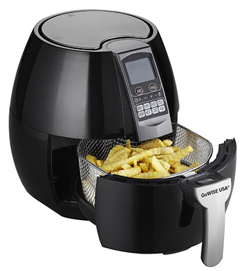 Gowise Usa 8 In 1 Electric Air Fryer Review