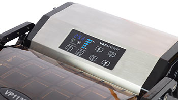 VacMaster VP112S Chamber Vacuum Sealer - Control Panel