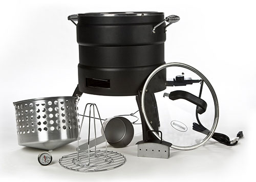 Masterbuilt Butterball Oil Less Turkey Fryer and Parts