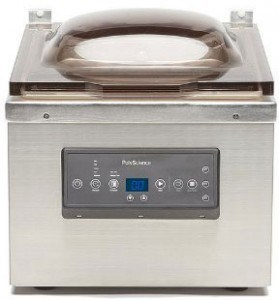 PolyScience 300 Series Chamber Vacuum Sealer Review