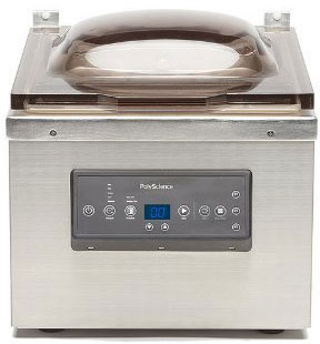 PolyScience 300 Series Chamber Vacuum Sealer - Complete Review