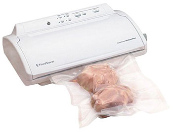 FoodSaver GameSaver Deluxe Vacuum Sealer - alternate view