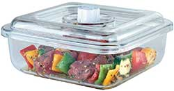 FoodSaver Quick Marinator for FoodSaver 2-in-1 Vacuum Sealer