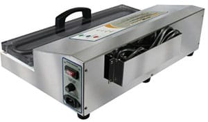 Weston Pro-2300 Vacuum Sealer Model 65-0201, back view