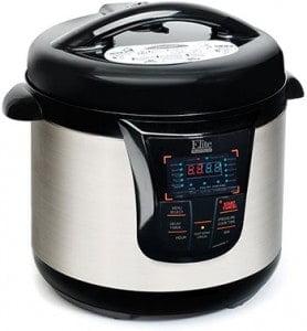 Elite Platinum Pressure Cooker Review