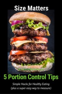 Portion Control Tips