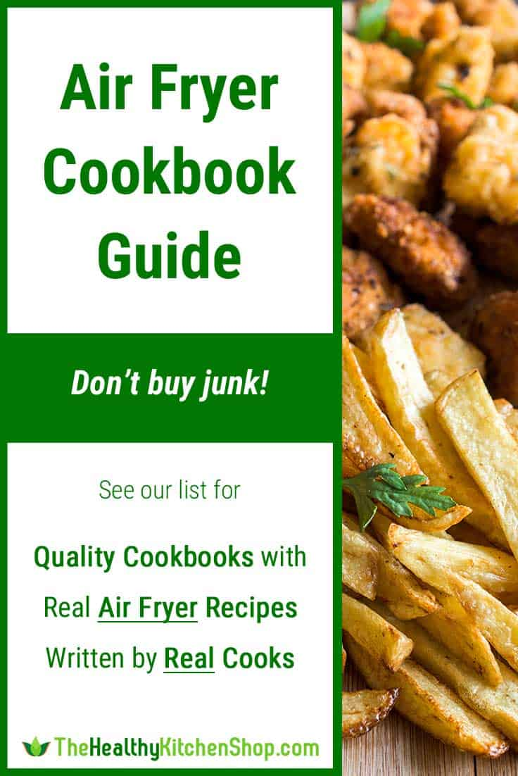 Air Fryer Cookbook Guide & Recipe Resources