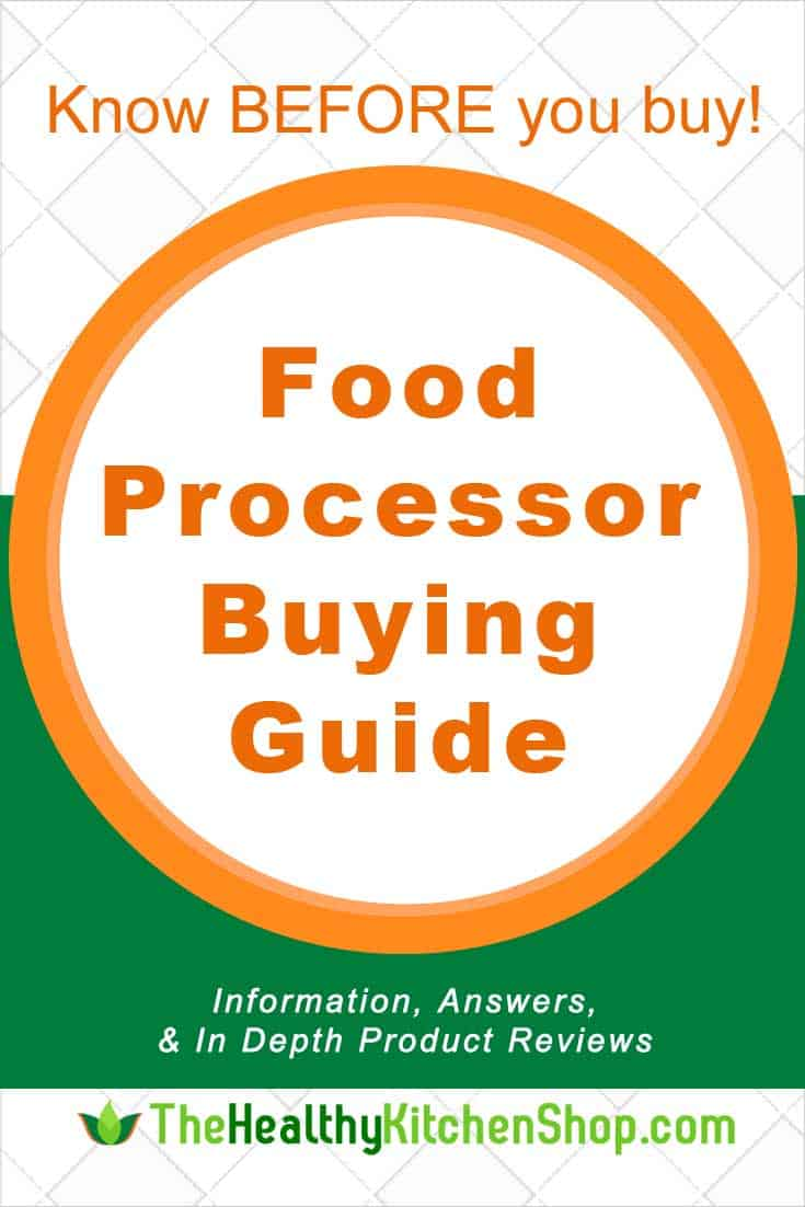 Food Processor Reviews and Buying Guide by https://www.thehealthykitchenshop.com