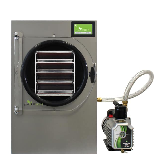 Harvest Right Home Freeze Dryer with Oil Pump