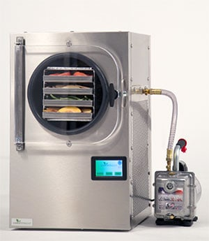 HarvestRight Freeze Dryer For Home Use, with vacuum pump