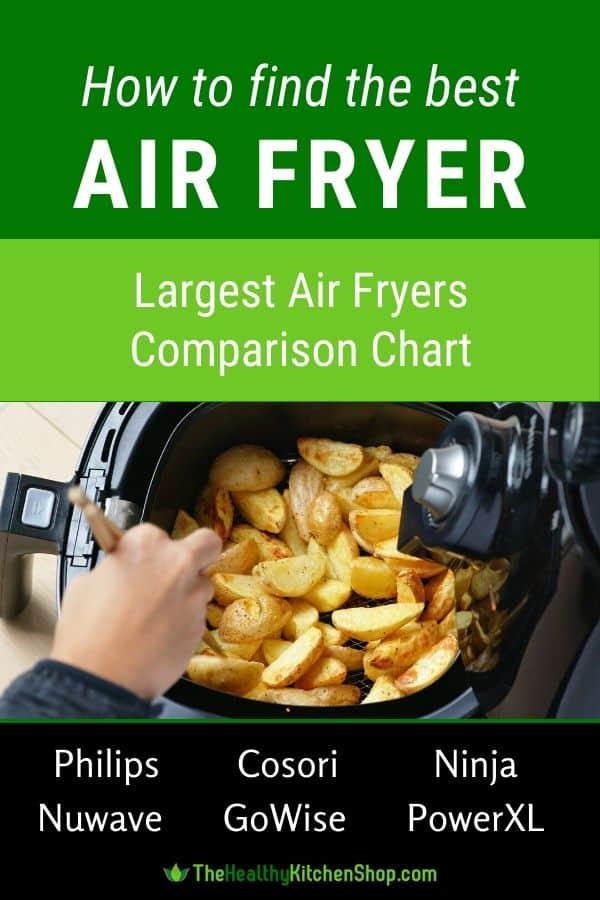 Largest Air Fryer