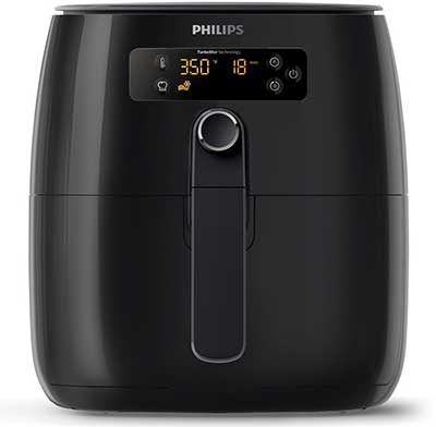 Philips Air Fryer Review HD9641 - click to see it on Amazon