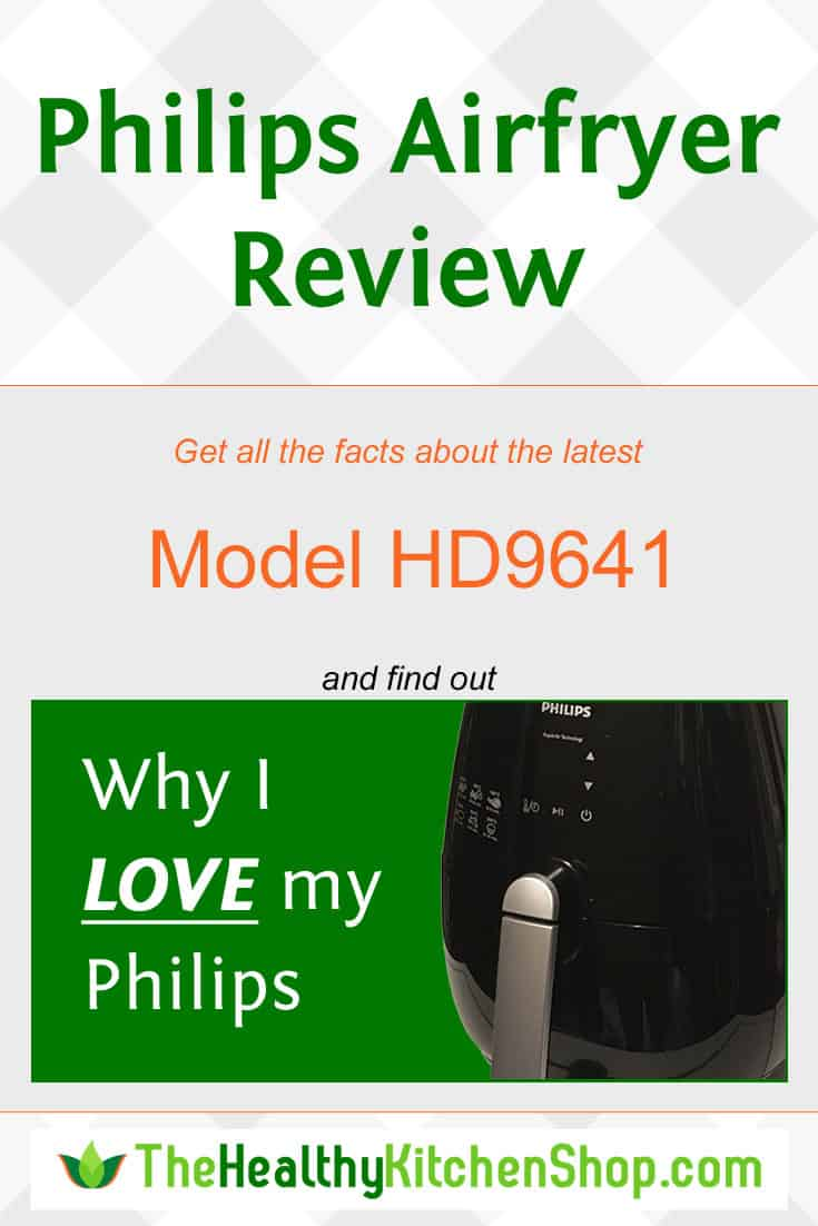 Philips Airfryer Review and Why I LOVE my Philips