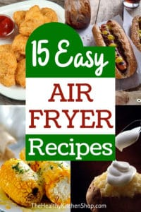 Easy Air Fryer Recipes