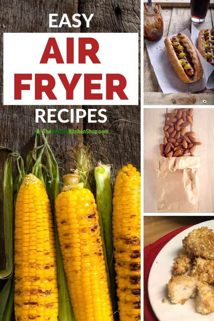 Easy Air Fryer Recipes - Quick to make, simple and delicious!