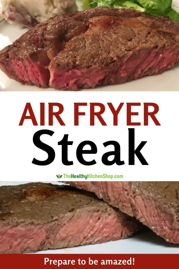 Air Fryer Steak Recipe