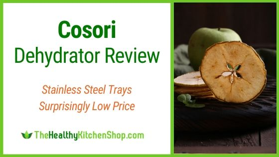 Cosori Dehydrator Review