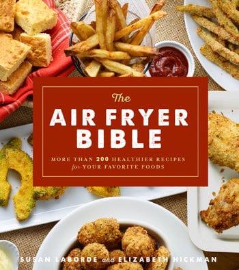 The Air Fryer Bible Cookbook